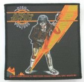 AC/DC - 'High Voltage Lightning' Woven Patch